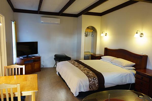 Paeroa Motel Casa Mexicana Superior King Room