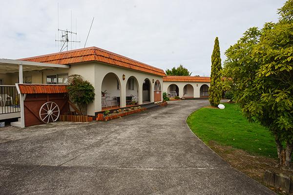 Paeroa Motel Casa Mexicana